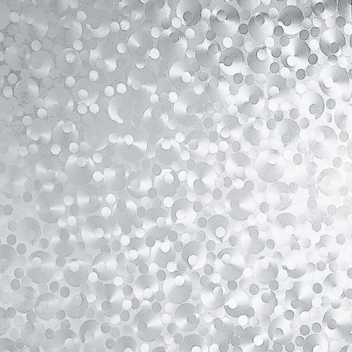 Transform zelfklevende glasfolie Bubbles 45x200cm