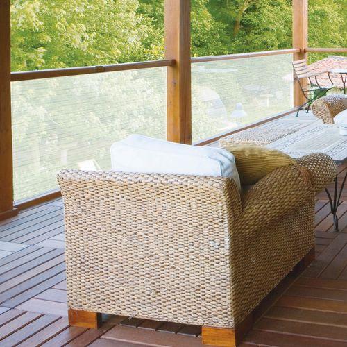 Transform zelfklevende glasfolie Textile 45x200cm