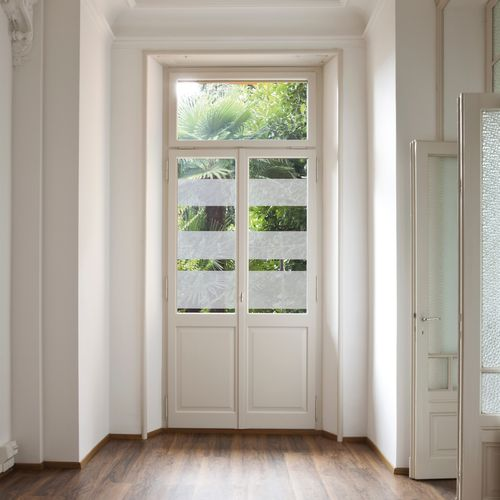 Transform zelfklevende glasfolie Clouds 90x210cm