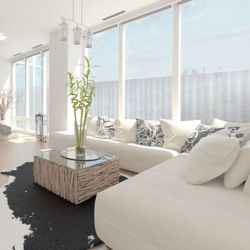 Transform zelfklevende glasfolie Skin 90x210cm