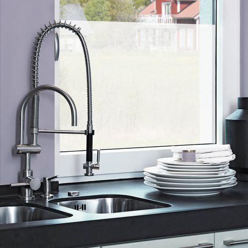 Transform zelfklevende glasfolie Basic 90x210cm