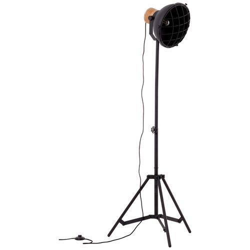 Brilliant vloerlamp Emma zwart E27