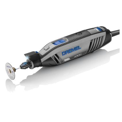 Outil multifonction Dremel 4300JA + 45 accessoires