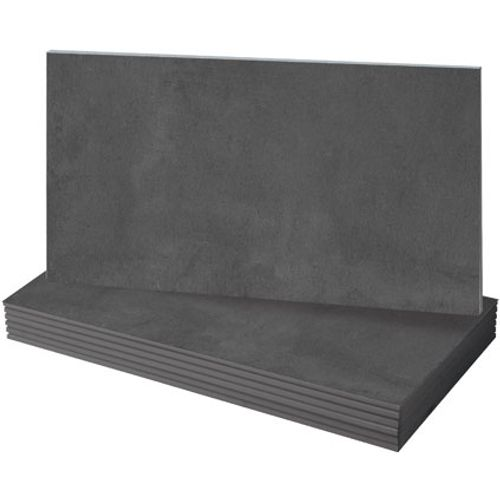 Vloertegel Concrete antraciet 30x60,3cm