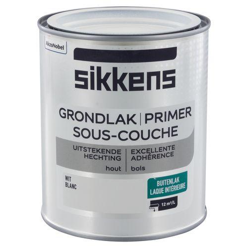 Primer Sikkens blanc 750 ml
