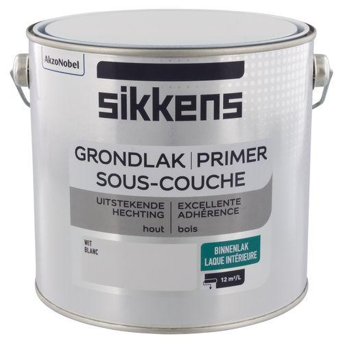 Primer Sikkens blanc 2,5 L