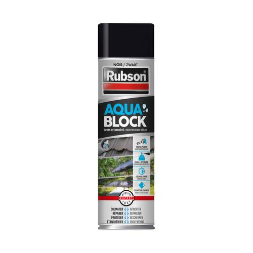 Rubson vochtwerende spray 'Aquablock' zwart 300 ml