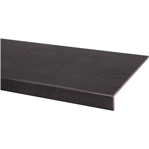 JéWé overzettrede beton antraciet 130x38cm