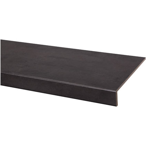 JéWé overzettrede beton antraciet 100x30cm
