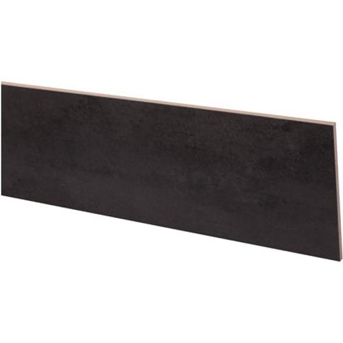JéWé stootbord beton antraciet 130x20cm (3 stuks)