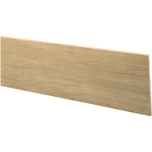 JéWé stootbord eiken truffel 130x20cm (3 stuks)