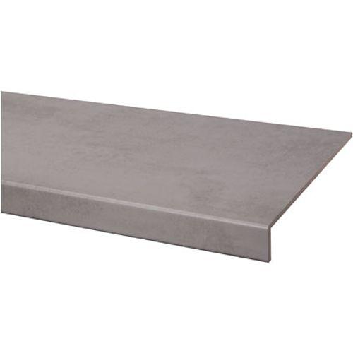 JéWé overzettrede beton lichtgrijs 130x38cm