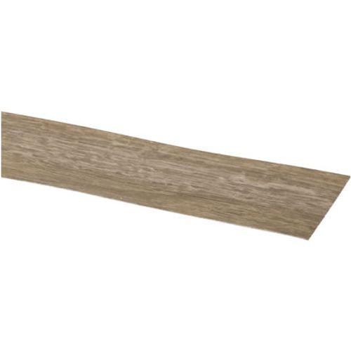 JéWé kantlaminaat eiken bruin 40x6cm (2 stuks)