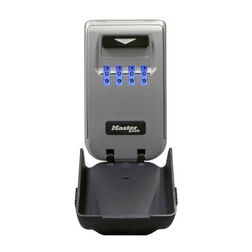 Coffre-fort à clés avec chiffres éclairés Master Lock Select Access 5401EURD