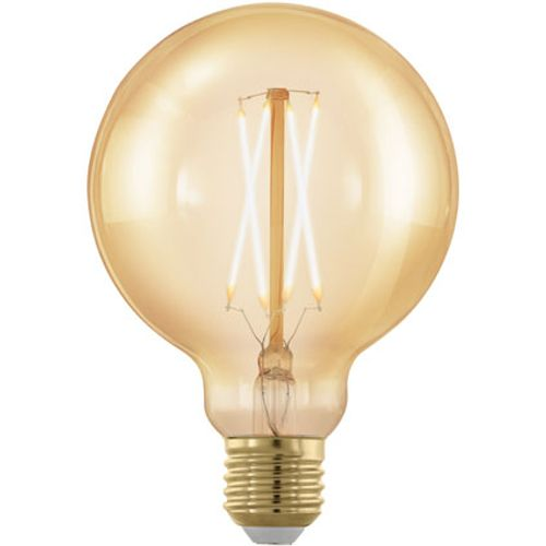 Lampe LED Eglo Golden Age 4W E27 Ø9,5cm
