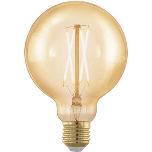 Lampe LED Eglo Golden Age 4W E27 Ø9,5cm