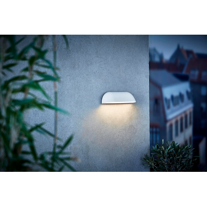 Nordlux wandlamp LED Front wit opaal 8W