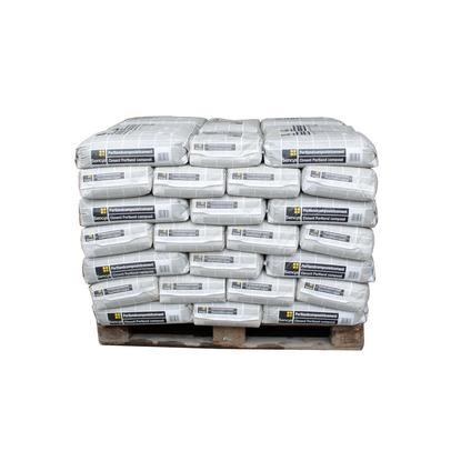 Ciment Sencys CEM II 32,5N 25 kg + 56 pièces palette