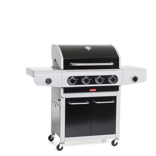Barbecook gasbarbecue 'Siesta 412 Black' 14kW