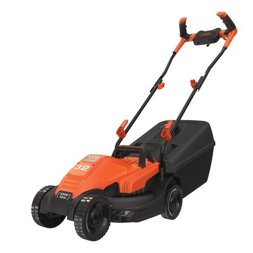 Black+Decker elektrische grasmaaier BEMW451BH-QS 1200W