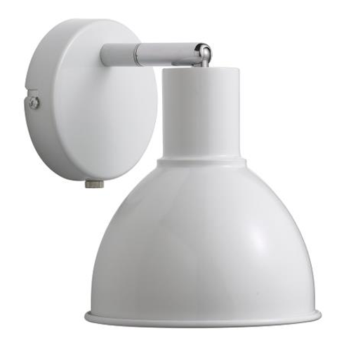 Nordlux applique Pop blanc chroom E27