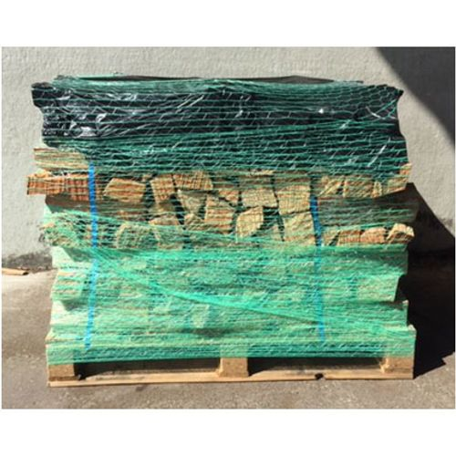 Belgomine houtblokken 650 kg - thuis geleverd