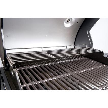 Barbecue à gaz Landmann Rexon PTS 3.0 noir 11kW
