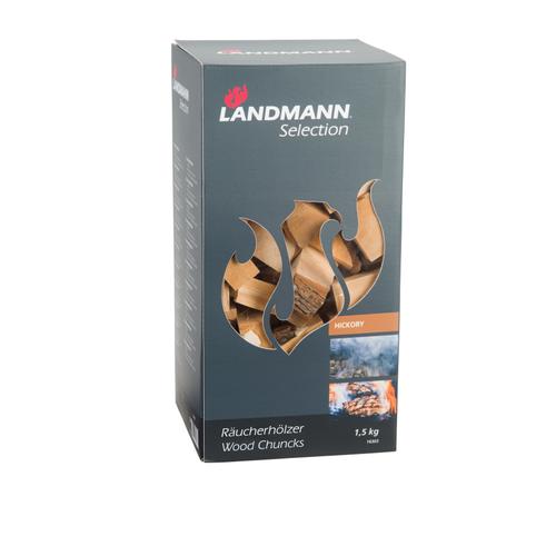Bois de fumage Landmann 'Selection' hickory