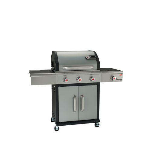Landmann gasbarbecue Triton PTS 3.1 zilver 13,5kW
