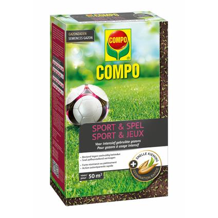 Compo gazonzaad Sport & Spel 50m² 1kg
