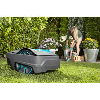Gardena robotmaaier Sileno City 500 18V