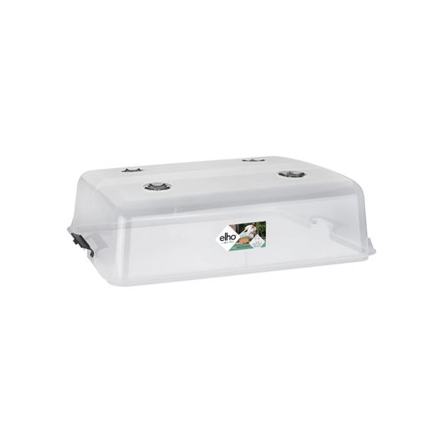 Serre de culture Elho Green Basics Super XXL transparent 22,3x56,6x74,8cm