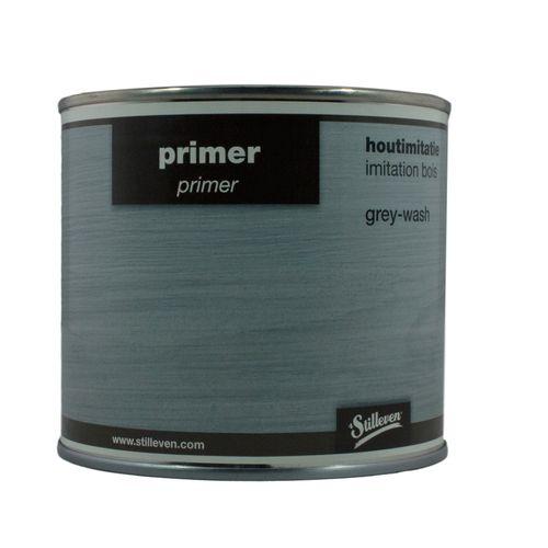 t Stilleven houteffect primer grey-wash 500ml