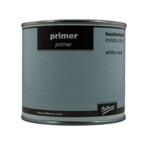 t Stilleven houteffect primer white-wash 500ml