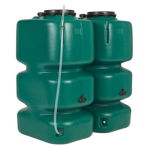 Garantia regenton groen 2000 L