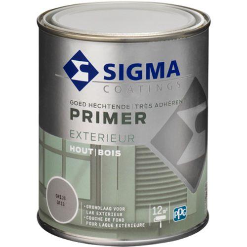 Sigma buiten primer grijs 750 ml