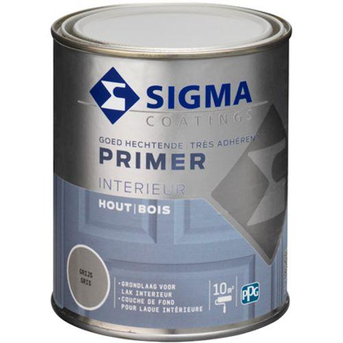 Sigma binnen primer grijs 750 ml