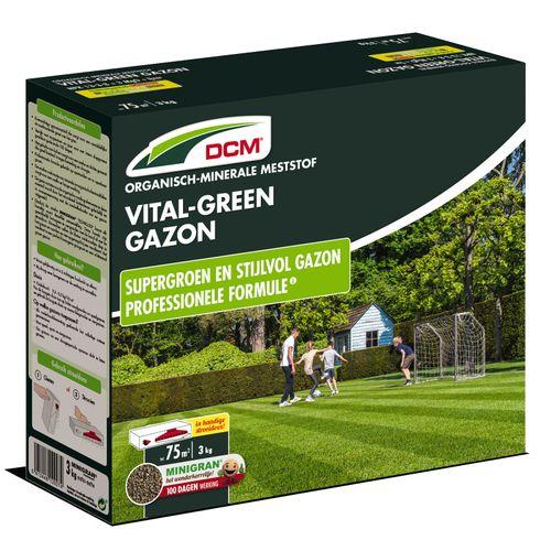 Engrais gazon DCM Vital-Green 3kg