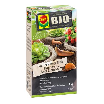Barrière bio anti-limace Compo 4KG