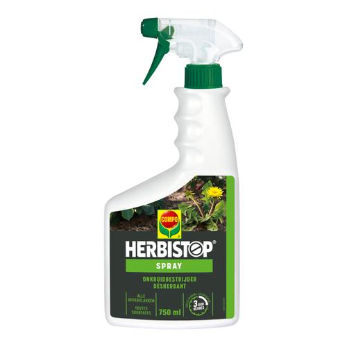 Compo Netosol Green Herbistop Super spray onkruidbestrijder alle oppervlakken 0,75L 7,5m²