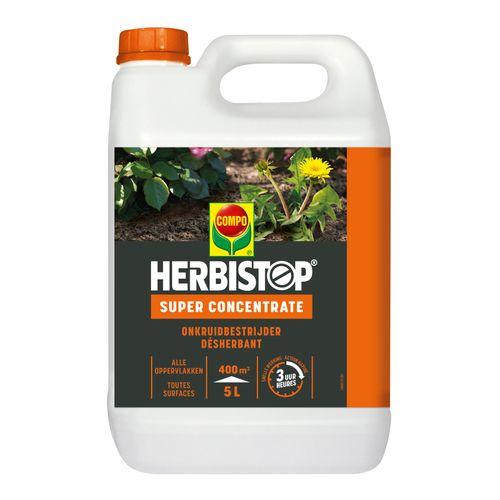 Compo Netosol Green totale onkruidbestrijder 'Herbistop Super' 5 L