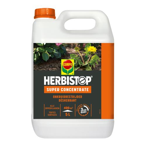 Herbicide total Compo Netosol green 'Herbistop Super' 5 L