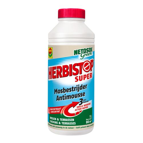 Antimousse Compo Netosol Green 'Herbistop Super' 1 L