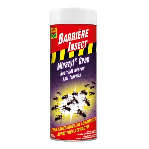 Anti-fourmis Compo Barrière Insect Mirazyl Gran 150g