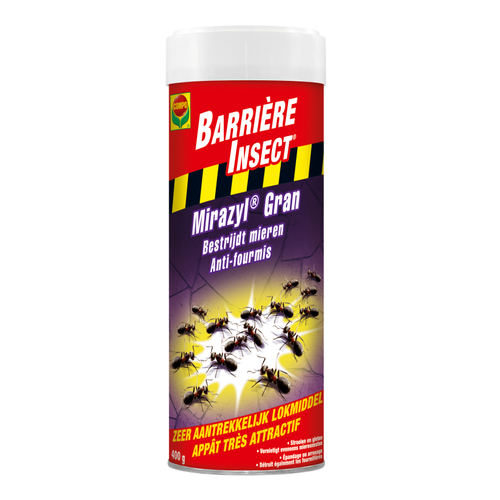 Compo mierenbestrijding Barrière Insect Mirazyl Gran 150g