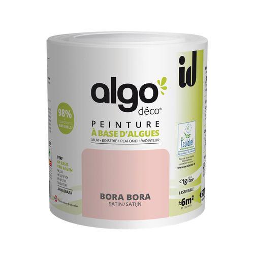 Muurverf Algo Bora Bora zijdeglans 500ml