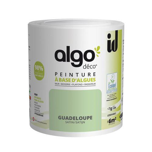 Muurverf Algo Guadeloupe zijdeglans 500ml