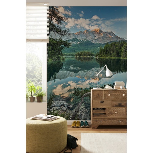 Photo murale Komar Mirror Lake