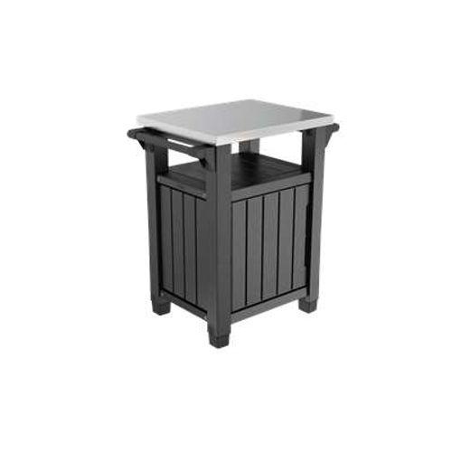 Keter bbq tafel Unity classic grijs