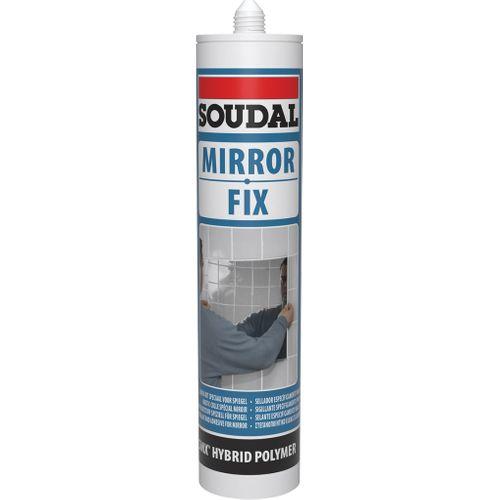 Soudal lijmkit Mirror Fix 290ml